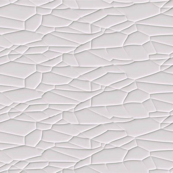 3d texture accent wall tile white kitchen backsplash toronto