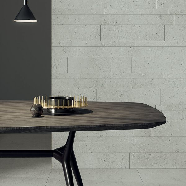 Room tuile grise speckled terrazzo stone wall tile floor bathroom shower kitchen backsplash ontario canada