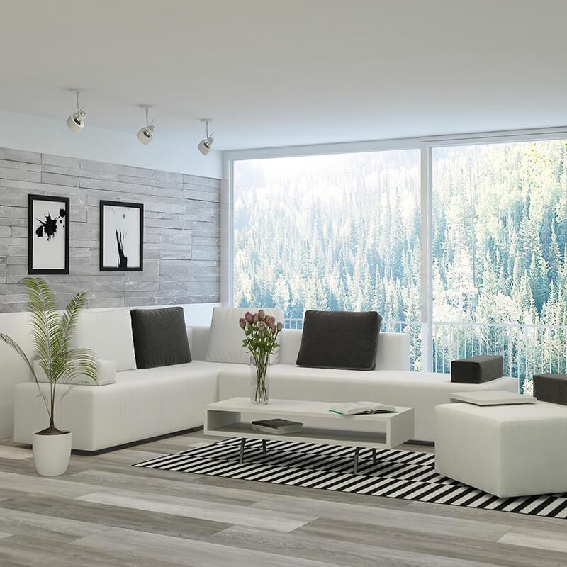 grey lvt wood wall tile floor ontario canada grey kitchen backsplash