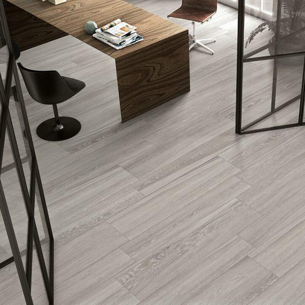 grey wood tile floor kitchen backsplash wall ontario