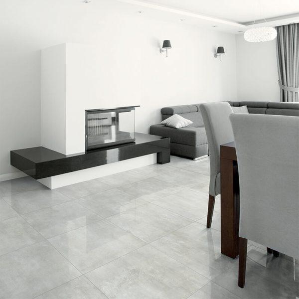 smot tuile blanche grise concret ciment wall tile floor kitchen backsplash toronto ontario 2